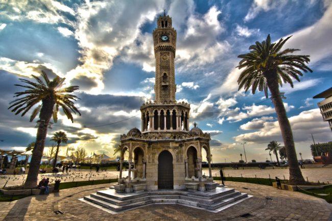 السياحة في ازمير