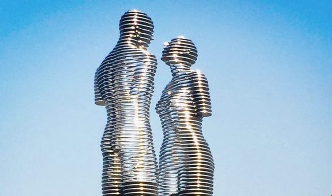 تمثال الحب الأبدي