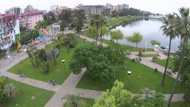 حديقة 6 مايو