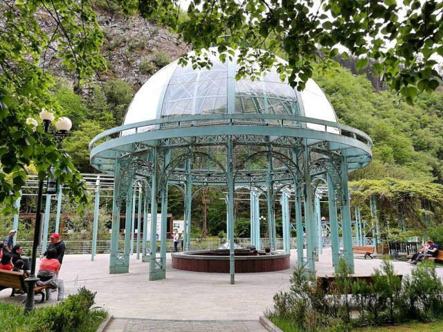 حديقة المياه المعدنية