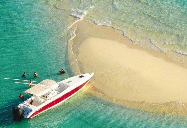 جزيرة جرادة