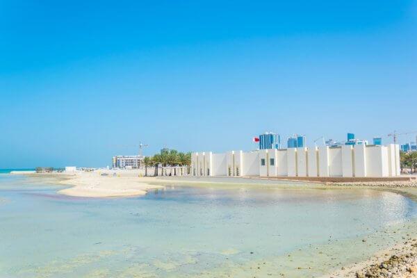 شاطئ البحرين