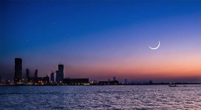 شاطئ البسيتين البحرين