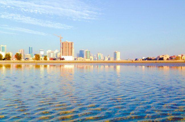 شاطئ كرباباد
