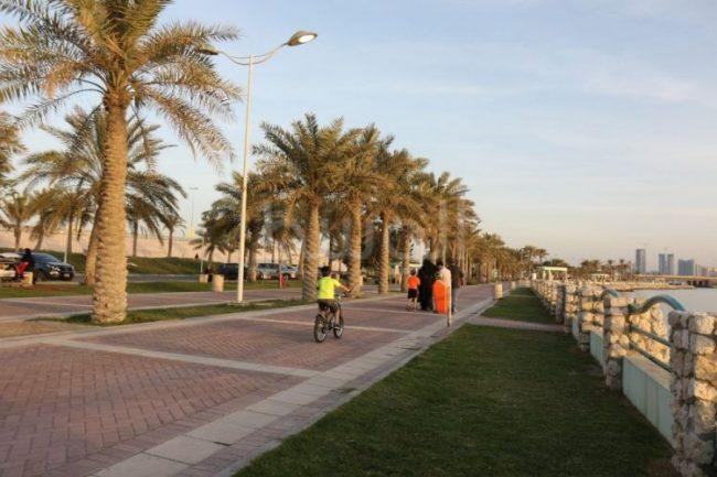 كورنيش البحرين مارينا