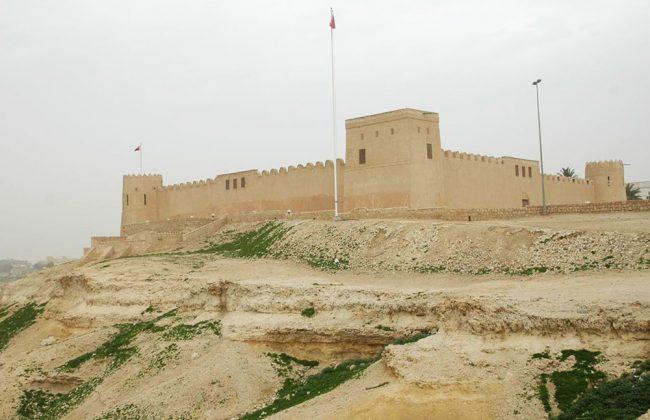 حصن سلمان بن أحمد الفاتح