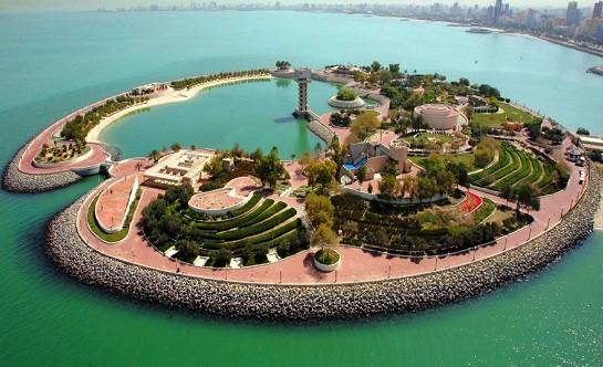 الجزيرة الخضراء الكويت
