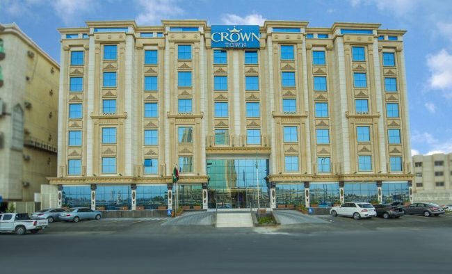 فندق كراون تاون