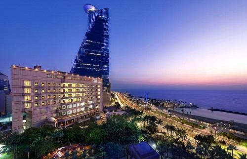 منتجع فندق والدرف أستوريا جدة - قصر الشرق