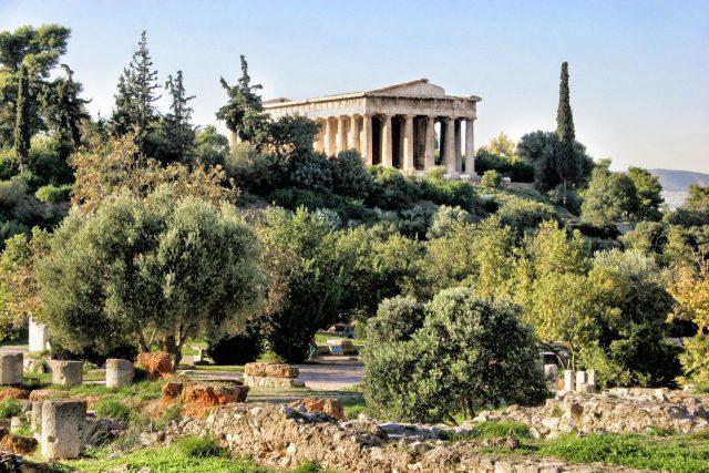 Ancient Agora of Athens