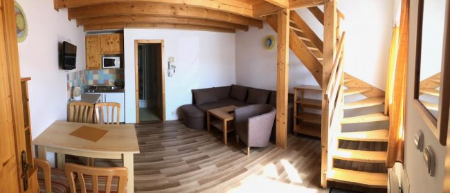 Tatralandia apartment