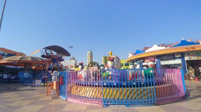 al amwaj amusement park jeddah