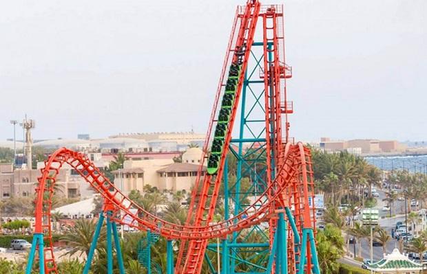 al shallal theme park jeddah 2