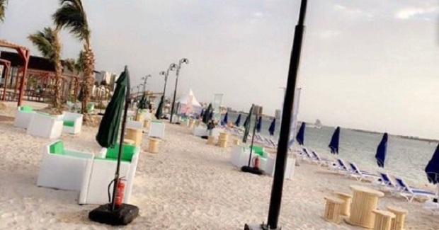 alex beach jeddah