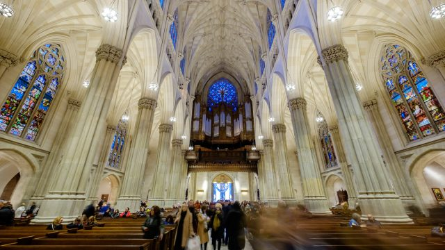 Saint Patrick's Cathedral 1