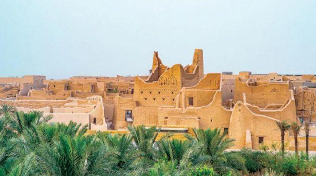 Tourism in Ad Diriyah