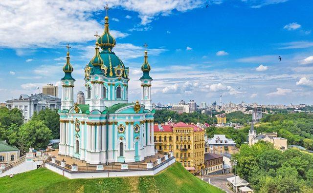 kiev ukraine attractions