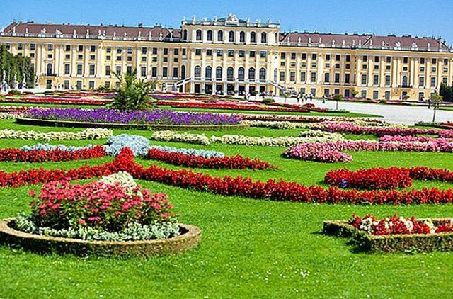 schnbrunn palace