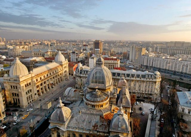 tourism in Bucharest