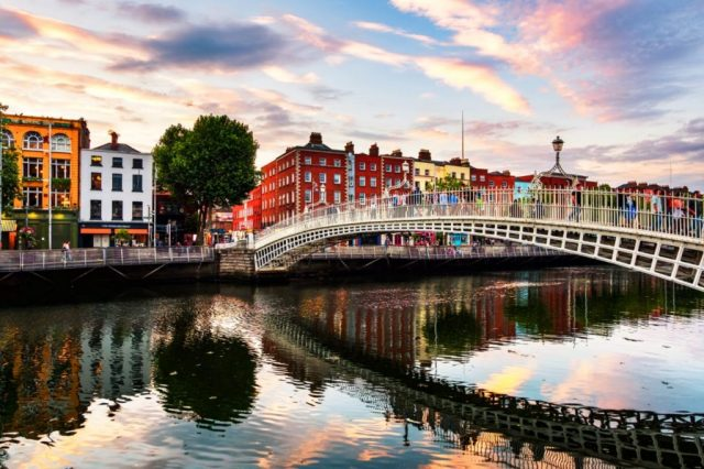 tourism in Dublin