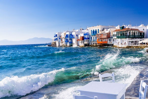 tourism in Mykonos