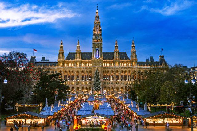 tourism in Vienna