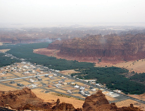 tourism in al ula saudi arabia 9