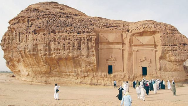 tourism in al ula saudi arabia