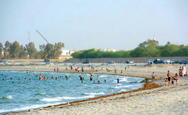 tourism in khafji saudi arabia 2
