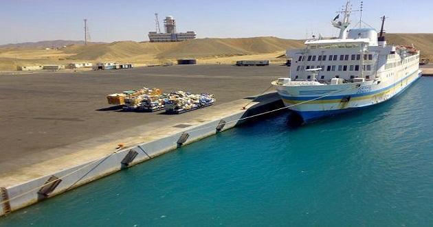 ميناء ضباء التجاري