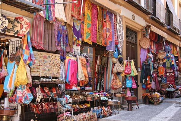 Alcaicería of Granada