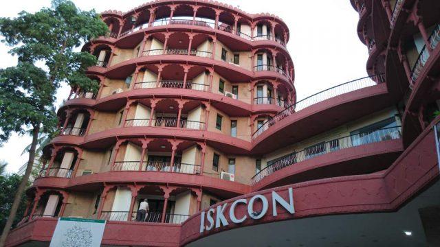 ISKCON Temple Juhu