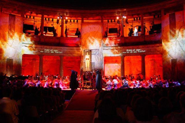 International Festival of Music and Dance Granada