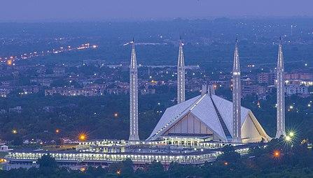 King Faisal Islamabad Mosque
