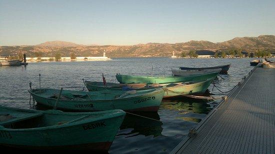 Lake-Egirdir Isparta