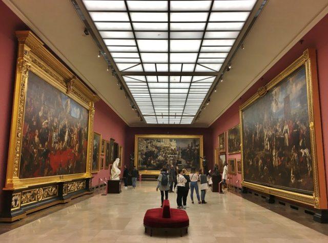 MUSEUM GALLERY OF THE 19TH CENTURY POLISH ART