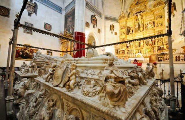 Royal Church in Granada Capilla Real