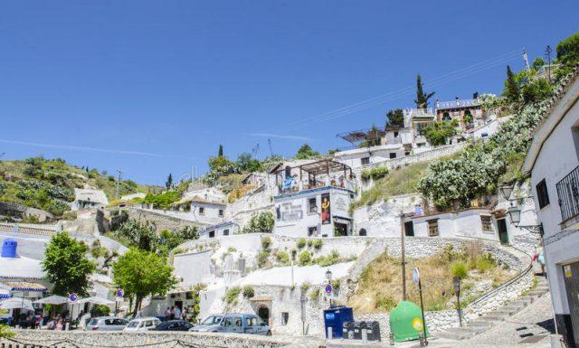 Sacromonte Gypsy quarter