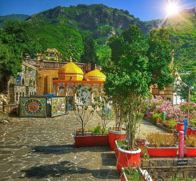 Saidpur Village islamabad