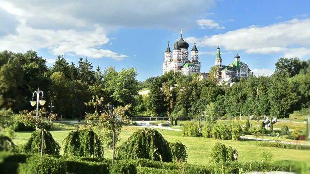 feofaniya park kiev
