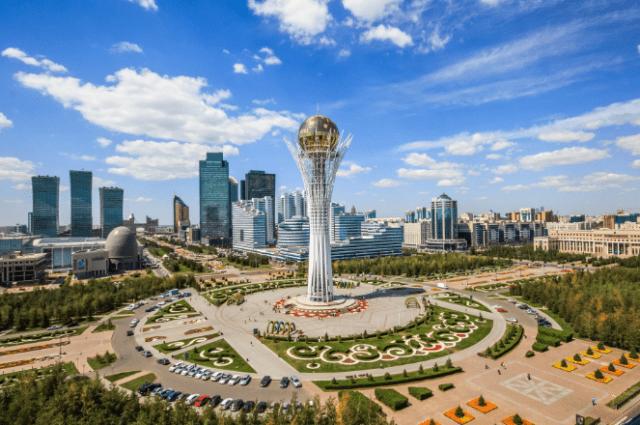 kazakhstan capital