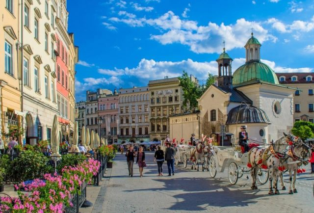 krakow attractions