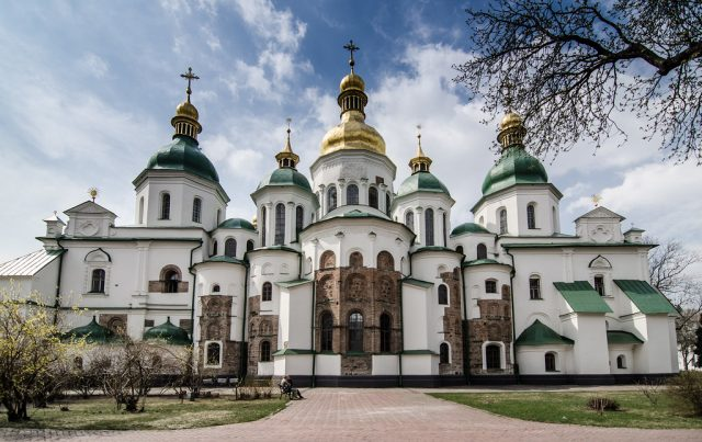 st sophia cathedral kiev