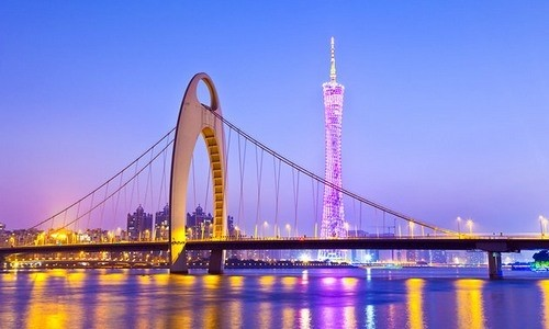 tourism in Guangzhou