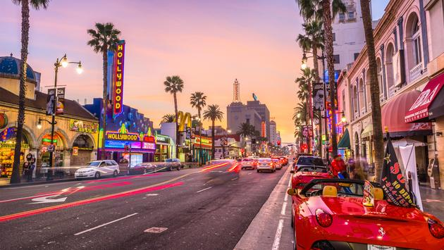 tourism in Los Angeles