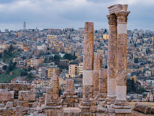 tourism in amman, jordan