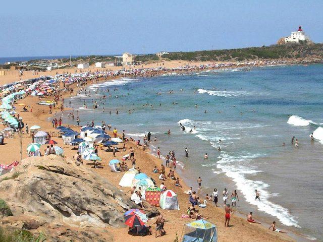 شاطئ المنار الكبير