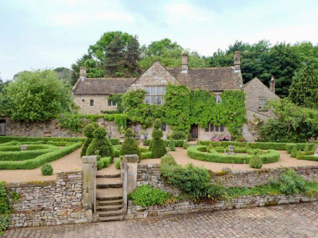 De Ferrers Ben's Garden