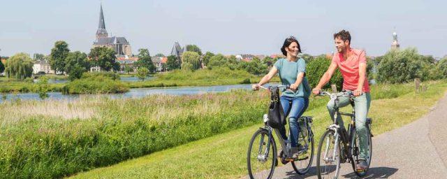 Giethoorn Weerribben Cycle Route