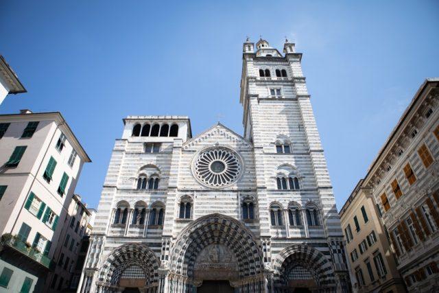 Historical Centre Genoa